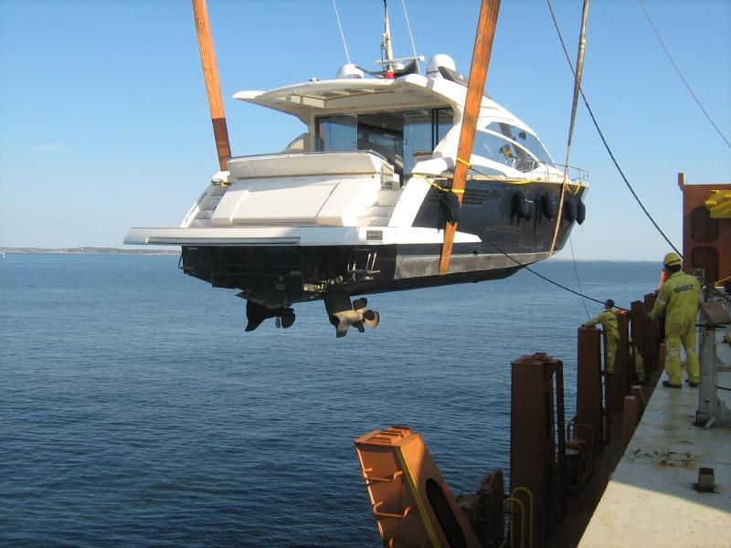 Krossholmen Boatlift